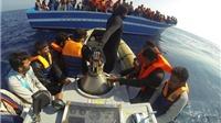 Italy bắt 4 đối tượng tình nghi buôn người