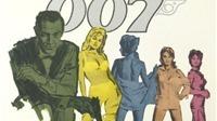 53 năm áp phích phim 'James Bond': Từ 'mỹ nhân khoe thân' đến quý ông lịch lãm