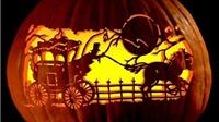 Những tuyệt phẩm độc đáo và rùng rợn bằng bí ngô mùa Halloween