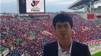 Công Phượng 'ngợp' trong trận đầu tiên tại Nhật Bản