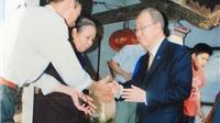 Ông Ban Ki Moon thăm họ Phan Huy ở Sài Sơn: Thừa lời kể, thiếu bằng chứng