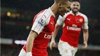 CHẤM ĐIỂM Arsenal 1 - 1 Tottenham: Khi Oezil là thùng thuốc nổ, khi Giroud là 'pháo xịt'...