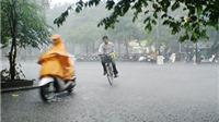 Cảnh báo khu vực Hà Nội có mưa dông
