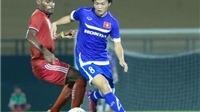Becamex Bình Dương thua tại bán kết BTV Cup, Tuấn Anh nhập viện vì cảm cúm