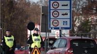 Cảnh sát Đức bắt kẻ đang chở súng, lựu đạn và thuốc nổ tới Pháp