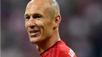 Man United sẵn sàng 'giải cứu' Robben khỏi Bayern Munich