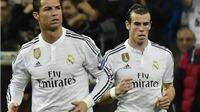 Real sẽ phải bán Ronaldo hoặc Bale trong mùa Hè tới