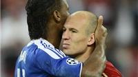 Drogba: 'Tôi đã khiến Robben đá hỏng phạt đền ở Chung kết Champions League 2011-12'