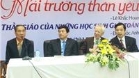 Kỷ niệm ngày Nhà giáo Việt Nam: Tình thầy trò sáng mãi