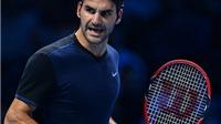 Xem hai pha bóng cực đỉnh ở trận Federer - Nishikori
