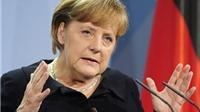 Thủ tướng Merkel không đóng cửa biên giới với người tị nạn