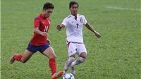 U19 Hàn Quốc thắng Myanmar, U21 HAGL hưởng lợi