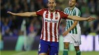 Real Betis 0 - 1 Atletico Madrid: Koke giúp Madrid vượt qua Real Madrid trên BXH