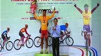 Xe đạp TP.HCM khẳng định vị thế ở giải Nam Kỳ khởi nghĩa 2015