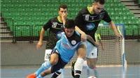 Sanna Khánh Hòa gặp khó tại giải futsal Đông Nam Á