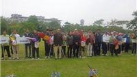Khai mạc giải bóng gỗ Hà Nội mở rộng lần thứ 5