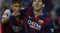 Top 3 đề cử Quả bóng vàng 2015: Messi phải là số 1, Neymar số 2