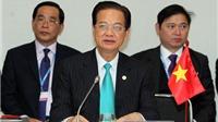Thủ tướng Nguyễn Tấn Dũng chủ trì Đối thoại cấp cao chống biến đổi khí hậu Đồng bằng sông Cửu Long
