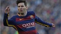 Vì sao Leo Messi xứng đáng giành Quả bóng Vàng FIFA 2015?