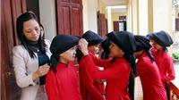 Phú Thọ hoàn thành đề án 'bảo tồn hát Xoan' tại trường học