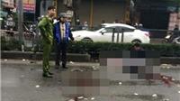 Xe máy chở 3 tự gây tai nạn, hai người chết tại chỗ