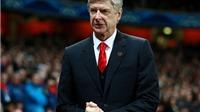 Wenger quyết mua tiền vệ vào tháng Một