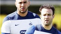 Diễn biến vụ clip sex tống tiền: Karim Benzema 'không ghét Mathieu Valbuena'