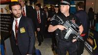 Man United được bảo vệ tuyệt đối trên đất Đức
