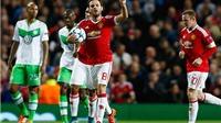 4 lý do Man United sẽ đi tiếp tại Champions League