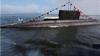 VIDEO: Nga lần đầu phóng tên lửa không kích IS từ tàu ngầm ở Địa Trung Hải