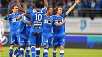 VIDEO Gent 2-1 Zenit Saint Petersburg