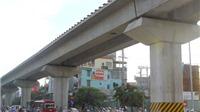 Hà Nội cấm nhiều tuyến đường phục vụ thi công đường sắt trên cao