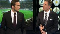 Frank Lampard tin Mourinho vẫn kiểm soát được phòng thay đồ Chelsea