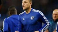 John Terry có thể thay thế Mourinho