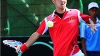 Giải quần vợt Cây vợt xuất sắc 2015: Hoàng Nam – Hoàng Thiên lại vắng mặt!