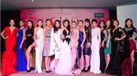 27 thí sinh ráo riết tranh ngôi Siêu mẫu Việt Nam 2015