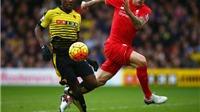 SỐC cho Liverpool: Trụ cột Martin Skrtel nghỉ 6 tuần