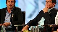 Fabio Capello và Antonio Conte gia nhập danh sách thay thế cho HLV Benitez