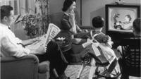 KHÓ TIN: Gần 10.000 gia đình ở Anh vẫn 'xài' ti vi đen trắng cổ lỗ