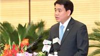 Chủ tịch thành phố Hà Nội Nguyễn Đức Chung: Tăng cường tính nghiêm minh trong thực thi công quyền