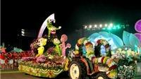 Tràn ngập sắc màu đêm Khai mạc Festival hoa Đà Lạt