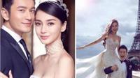 5 cặp đôi hot nhất làng giải trí Hoa ngữ năm 2015