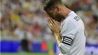 CẬP NHẬT tin sáng 1/1: Sergio Ramos đăng nhầm ảnh con... Messi lên Twitter. Chelsea đồng ý mua Pogba