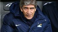 0h30 ngày 3/1, Watford - Man City: Pellegrini tự tin sẽ cải thiện thành tích sân khách