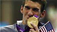 Michael Phelps: Đằng sau những tấm HCV