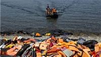 Thổ Nhĩ Kỳ giải cứu 57 người di cư mắc kẹt trên đảo nhỏ
