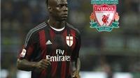 CẬP NHẬT tin sáng 4/1: Balotelli xin Klopp trở lại Liverpool. Man United theo đuổi Anderson
