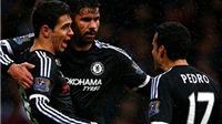 Mourinho ra đi, Costa, Fabregas và Mikel 'hồi sinh' dưới bàn tay Hiddink