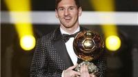 Thực hư vụ FIFA làm lộ tin Messi giành Quả bóng Vàng 2015