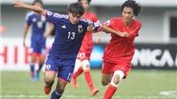 Yuta ghi bàn giúp U23 Nhật Bản đánh bại U23 Việt Nam